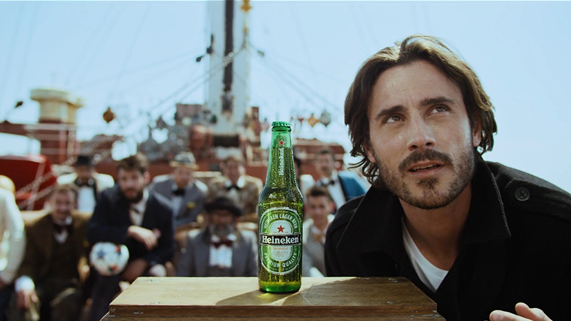 "Heineken ""Champions League"" TV Commercial"