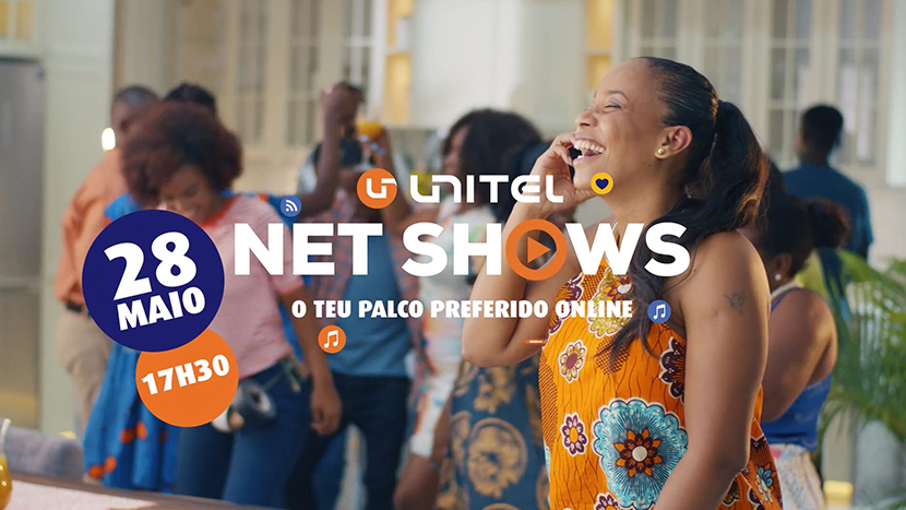 Unitel Net shows – Yola Semedo
