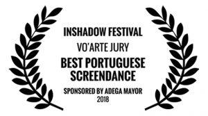 Louro Inshadow 2018 award