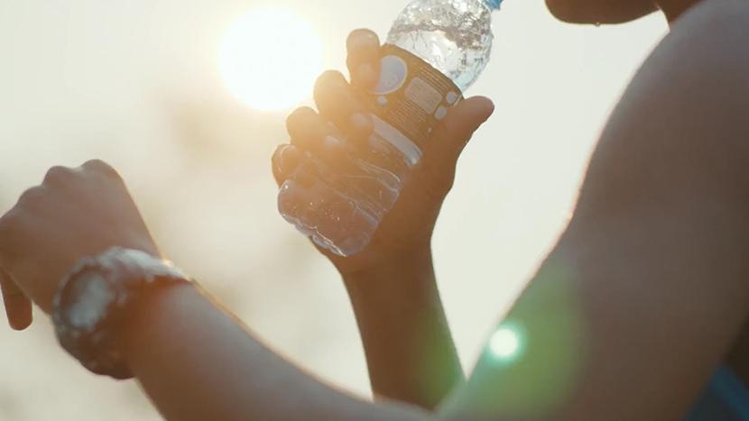 "Pura Water ""Marathon"" TV Commercial"